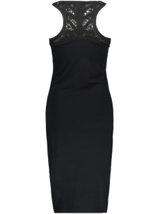 jessie macramie midi g80207ru superdry jurk black