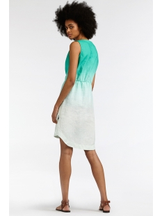 linnen jurk 23001542 sandwich jurk 50024