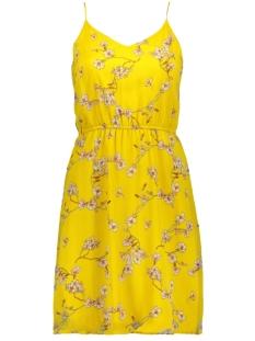 Vero Moda Jurk VMWONDA SINGLET SHORT DRESS EXP 10166410 Lemon Curry