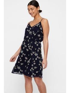vmwonda singlet short dress exp 10166410 vero moda jurk night sky
