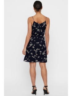 vmwonda singlet short dress exp 10166410 vero moda jurk night sky/eliza