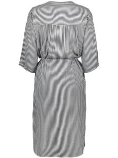 woven dress below knee t6106 saint tropez jurk 9069 deep