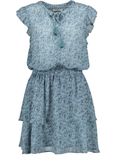 Circle of Trust Jurk GABY DRESS S19 79 3250 JAPANESE BLOSSOM