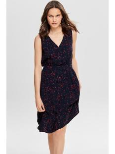 jdylayla s/s midi dress wvn 15175964 jacqueline de yong jurk navy blazer/high risk