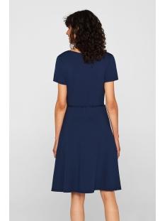 jersey jurk met wikkellook 069ee1e027 esprit jurk e400
