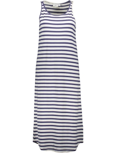 Saint Tropez Jurk JERSEY DRESS BELOW KNEE T6650 RIBBON 9242