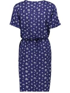 woven dress above knee t6105 saint tropez jurk 9242 ribbon