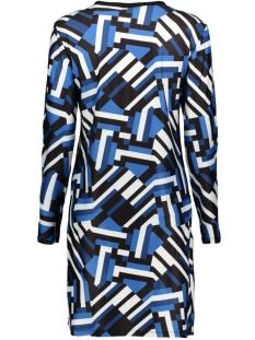 dress jogg 3566 iz naiz jurk graphic navy
