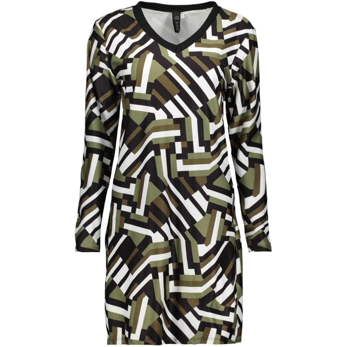 dress jogg 3566 iz naiz jurk graphic camo