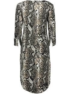 jurk 3515 iz naiz jurk snake sand