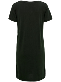 onlmille  s/s string  dress jrs 15183440 only jurk black