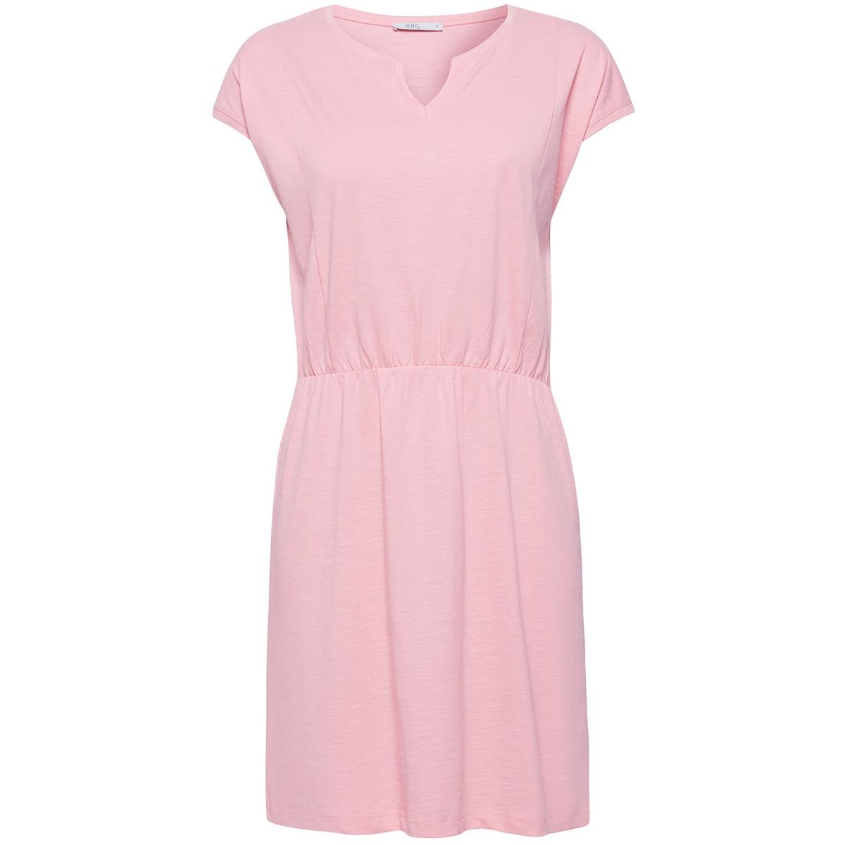 getailleerde jersey jurk 069cc1e028 edc jurk c670