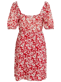vijasmin s/s dress /rx 14055775 vila jurk lollipop/flower print