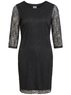 Vila Jurk VIBLOND 3/4 SLEEVE DRESS - NOOS 14052293 Black