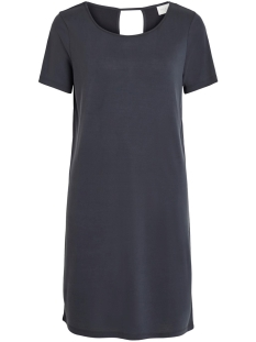 Vila Jurk VITRINY S/S DRESS-FAV NX 14053486 Black