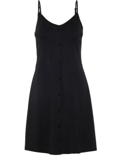 Vero Moda Jurk VMADRIANNE SINGLET SHORT DRESS JRS 10212312 Black