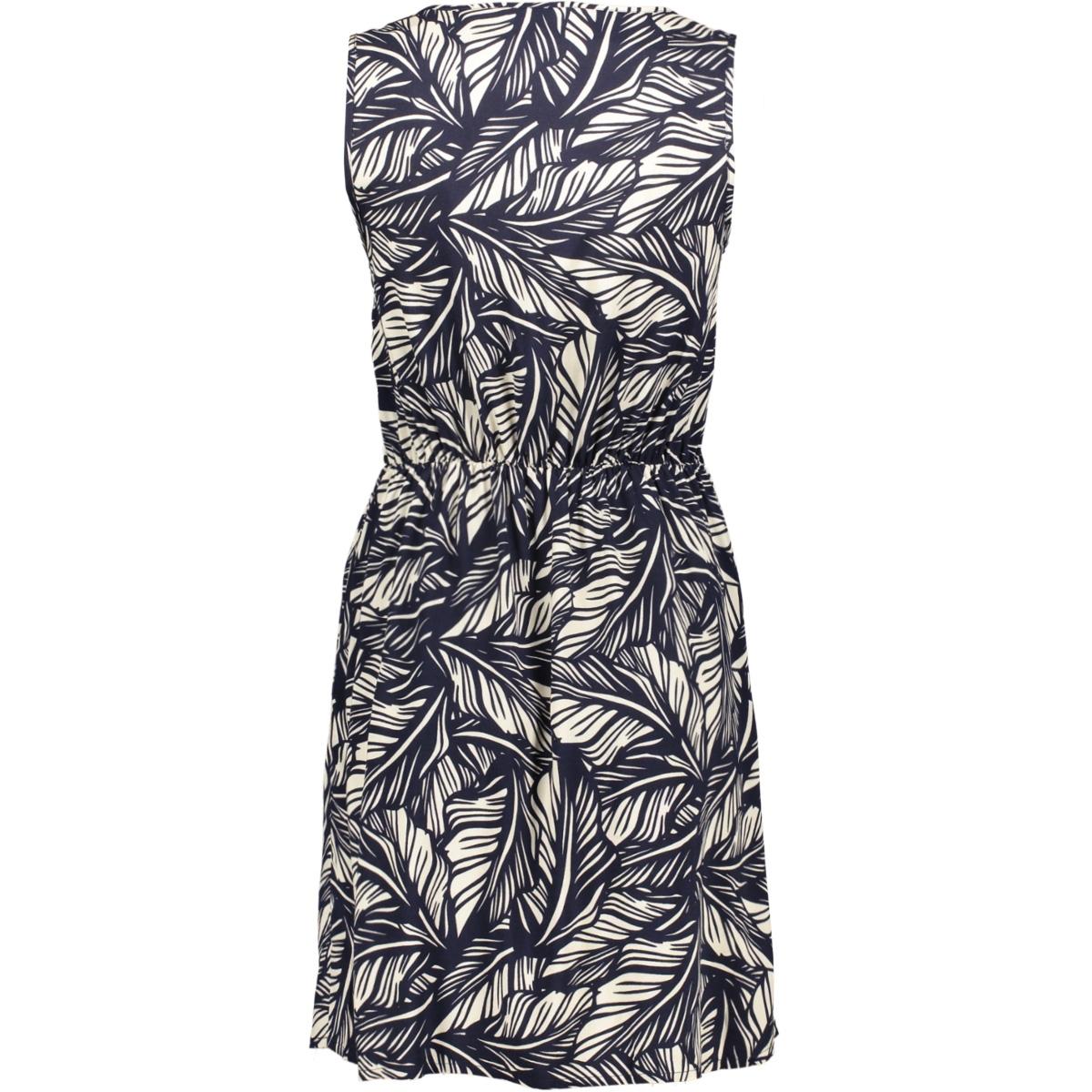 vmsimply easy sl short dress 10211484 vero moda jurk night sky/litas