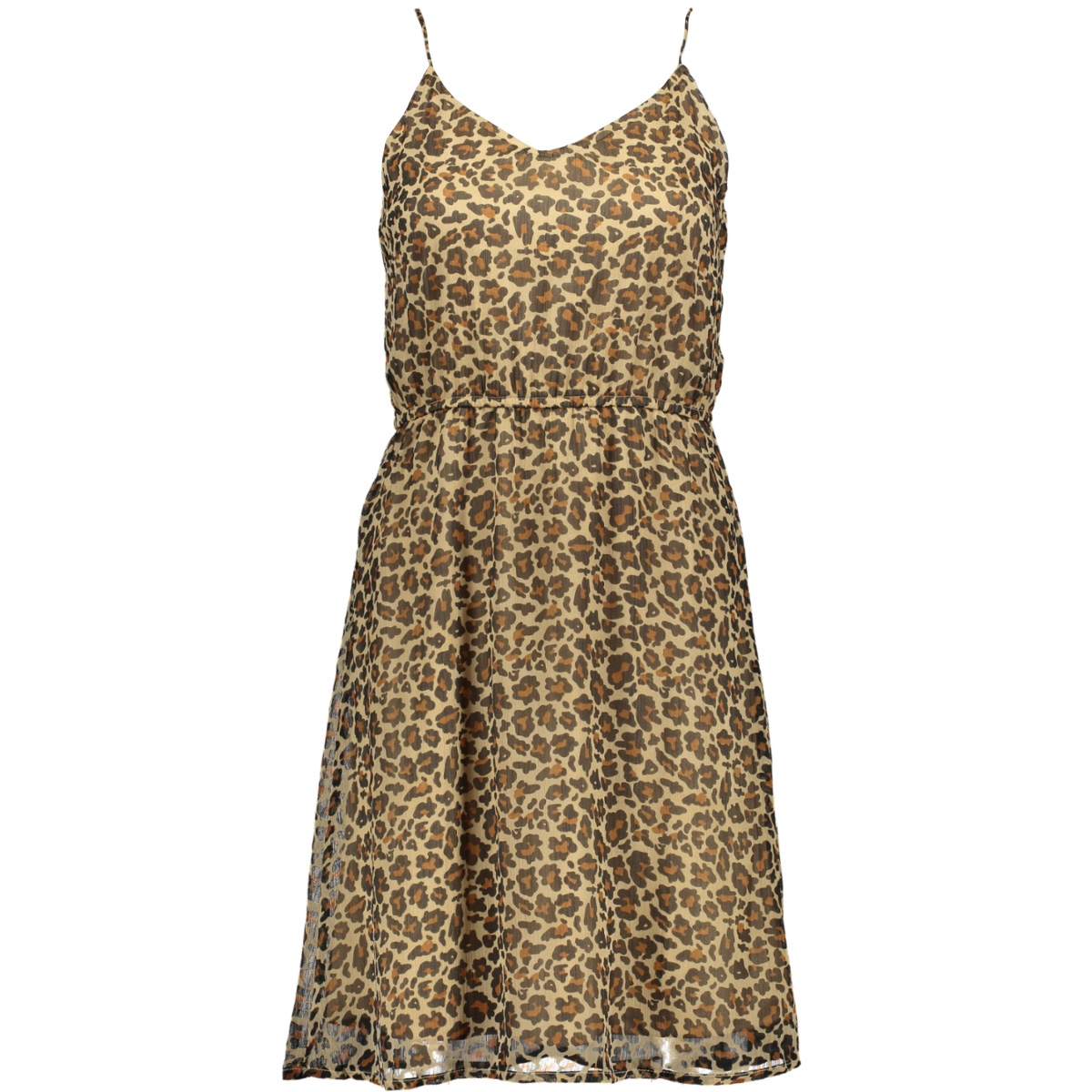 vmwonda singlet short dress exp 10166410 vero moda jurk cuban sand