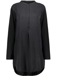 10 Days Tuniek SILK TUNIC DRESS 20 334 9103 BLACK