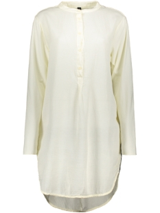 10 Days Tuniek SILK TUNIC DRESS 20 334 9103 WINTER WHITE