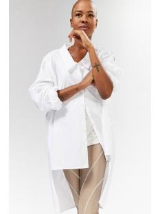 oversized shirt dress 20 401 9103 10 days tuniek white