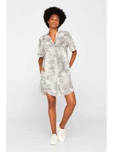 overhemd jurk met artistieke print 079ee1e012 esprit jurk e001