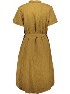 woven dress t6272 saint tropez jurk 8318 d.gold