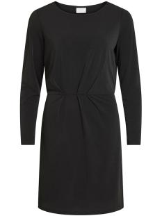 Vila Jurk VICLASSY L/S DETAIL DRESS - NOOS 14052226 Black