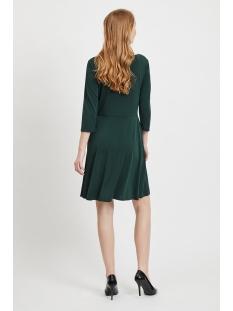 viclassy 3/4 sleeve waist dress 14053359 vila jurk pine grove
