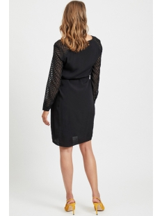 objzoe l/s dress noos 23030273 object jurk black