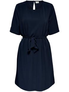 Jacqueline de Yong Jurk JDYAMANDA 2/4 BELT DRESS WVN NOOS 15190690 Sky Captain