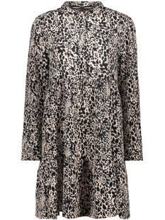 Superdry Jurk SCANDI SHIRT DRESS W8000036A ALASKA LEOPARD PRINT