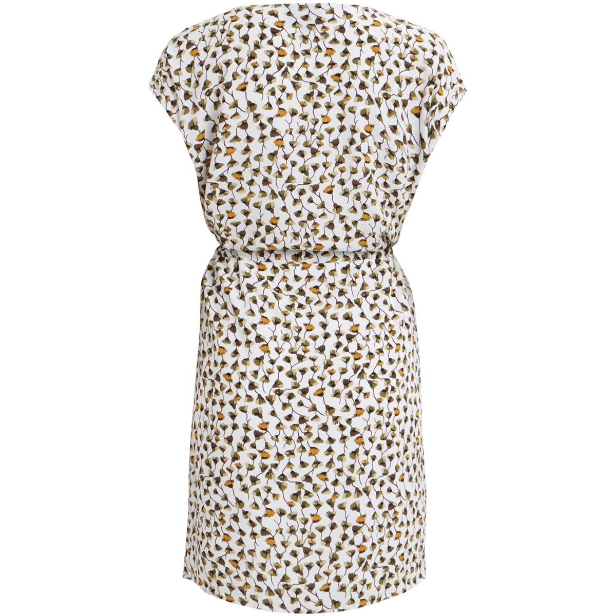objbay dallas s/s dress aop  season 23029254 object jurk gardenia