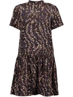 vmistanbul s/s peplum dress vip 10223597 vero moda jurk blueprint/petra