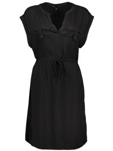 ONYROSSA SS SHORT DRESS WVN 15185695 Black