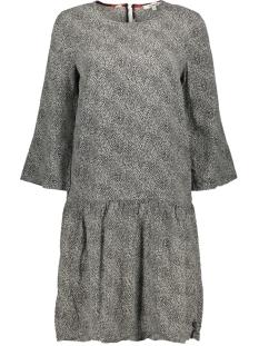 jurk met all over print g90082 garcia jurk 2389 soft kit