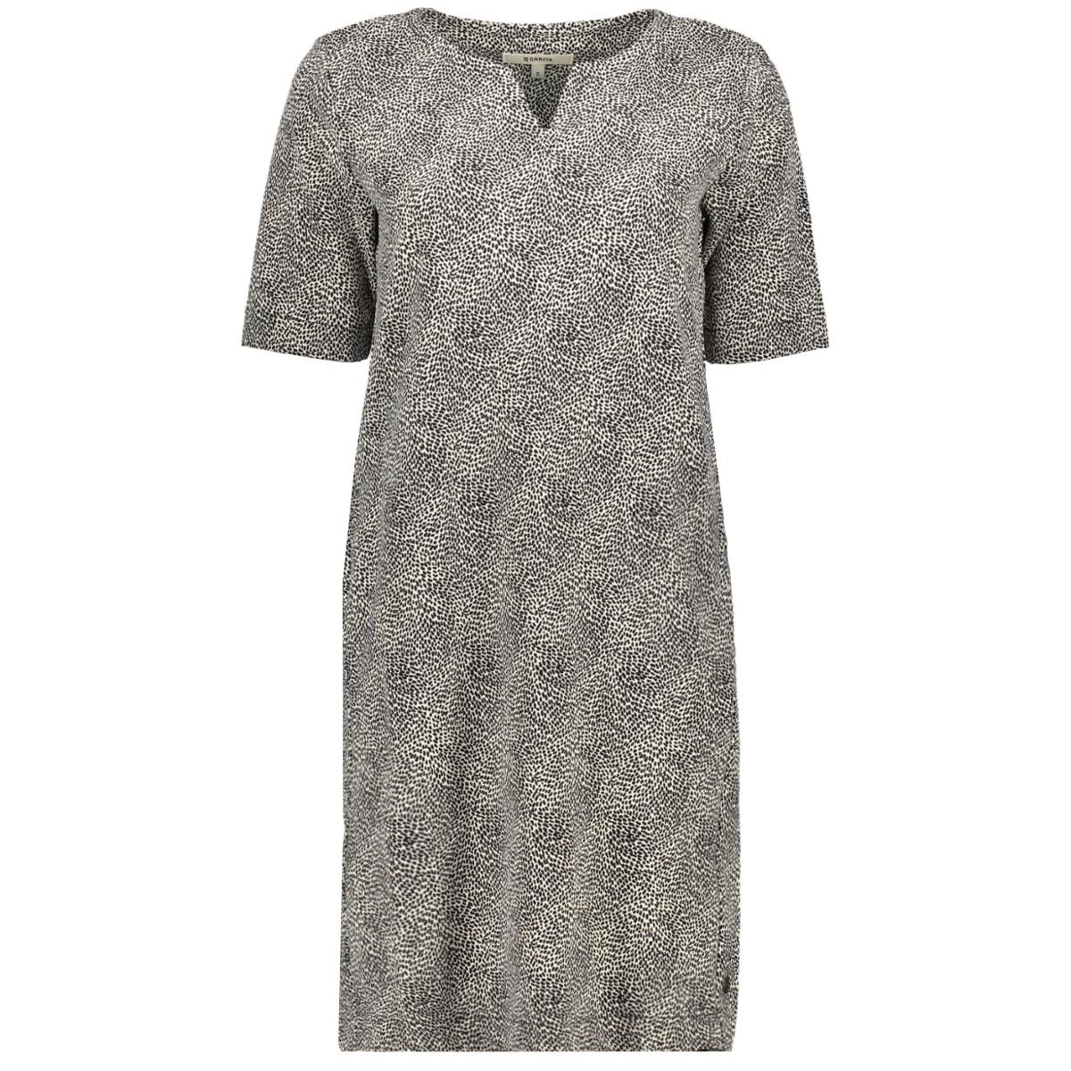 jurk met all over print g90085 garcia jurk 2389 soft kit