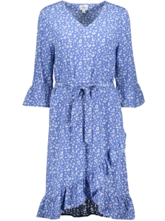 woven dress u6006 saint tropez jurk 9338 sky