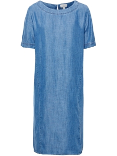 jurk met denimlook 089ee1e005 esprit jurk e902