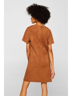 jurk van imitatie suede 089ee1e014 esprit jurk e225