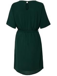 jdyamanda 2/4 belt dress wvn noos 15190690 jacqueline de yong jurk scarab
