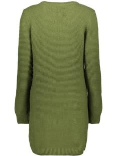 nmrichard l/s o-neck knit dress clr 27008804 noisy may jurk olivine