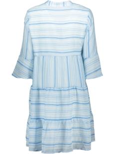 vmfareh 3/4 tunic fx 10230060 vero moda tuniek cool blue/zigzag