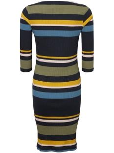 mlsoya 3/4 jersey kl dress a. 20010077 mama-licious positie jurk salute/y/d. stripe