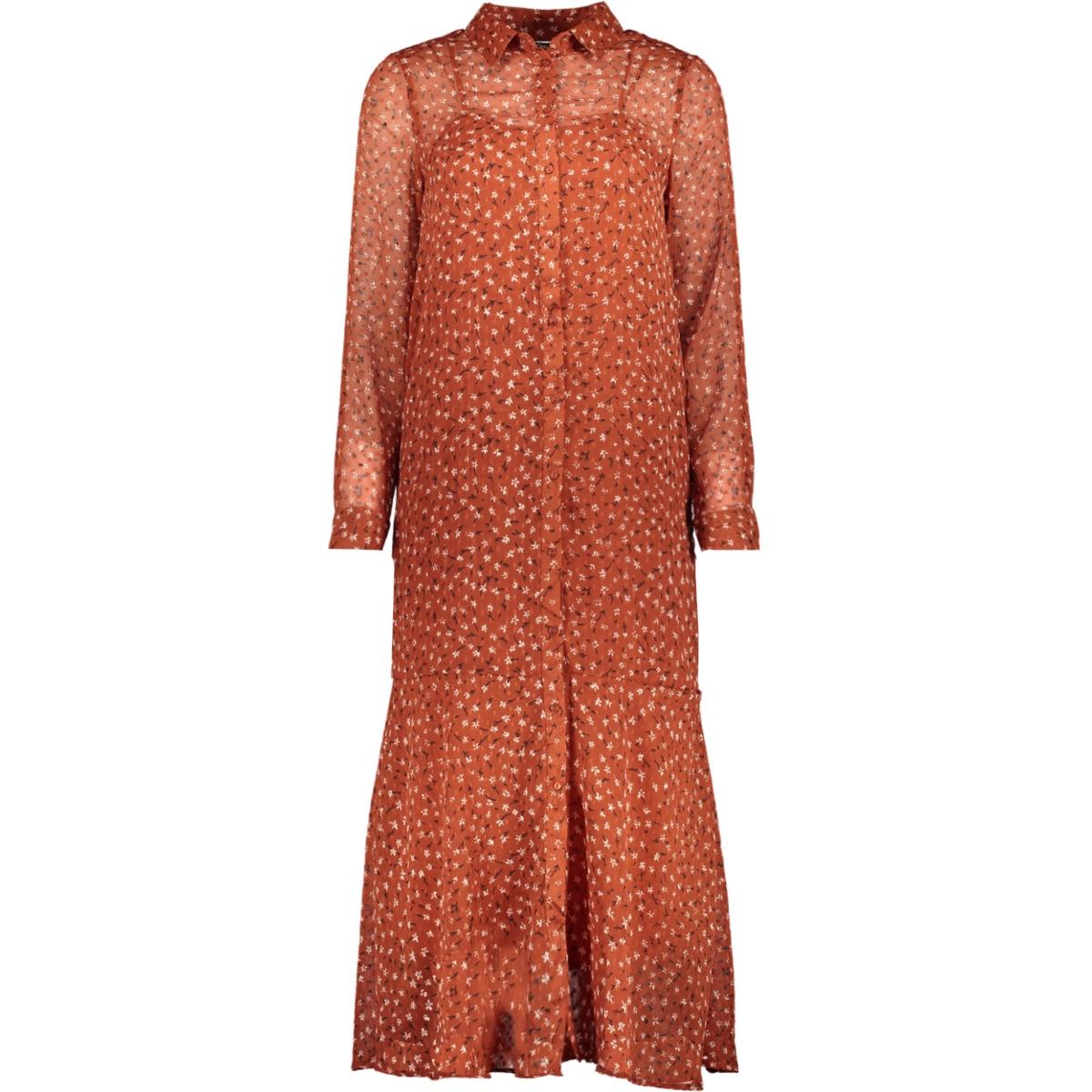 onlkim ls dress wvn 15184670 only jurk arabian spice/blooming