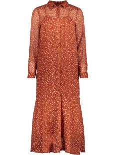 Only Jurk ONLKIM LS DRESS WVN 15184670 Arabian Spice/BLOOMING
