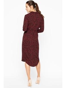 vmsasha shirt l/s dress color 10218916 vero moda jurk port royale/annie