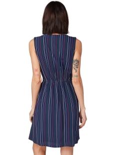 gestreepte jurk 1014423xx71 tom tailor jurk 18868