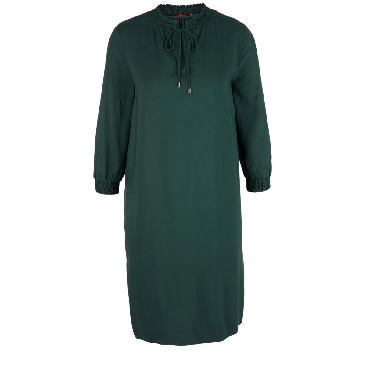 jurk met strikkoord 14908827532 s.oliver jurk 7897