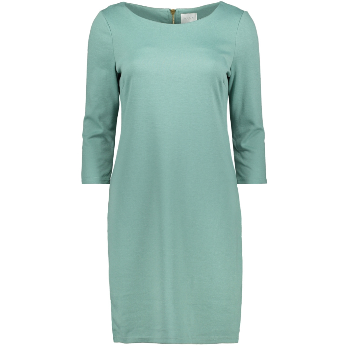 vitinny new dress-fav 14043495 vila jurk oil blue